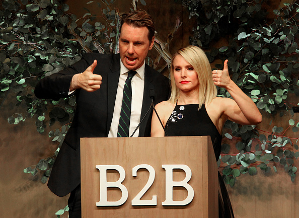 Kristen Bell「Fifth Annual Baby2Baby Gala, Presented By John Paul Mitchell Systems - Dinner」:写真・画像(12)[壁紙.com]