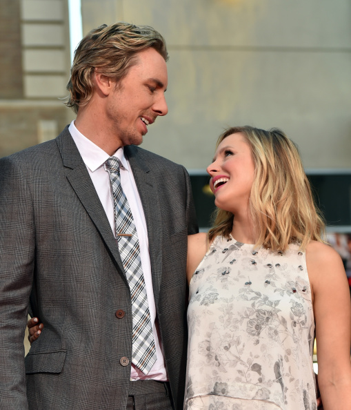 "Kristen Bell「Premiere Of Warner Bros. Pictures' ""This Is Where I Leave You"" - Red Carpet」:写真・画像(5)[壁紙.com]"