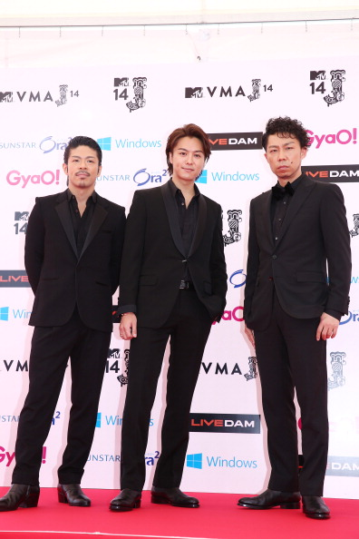 Jポップ「MTV Video Music Awards Japan 2014 - Arrivals」:写真・画像(10)[壁紙.com]