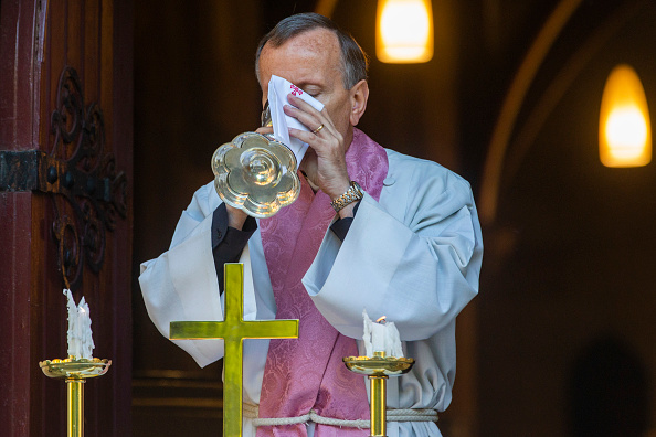 St「Sydney Churches Suspend And Amend Services Due To Coronavirus Restrictions」:写真・画像(19)[壁紙.com]