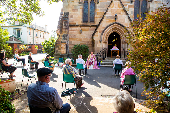 Anglican「Sydney Churches Suspend And Amend Services Due To Coronavirus Restrictions」:写真・画像(5)[壁紙.com]
