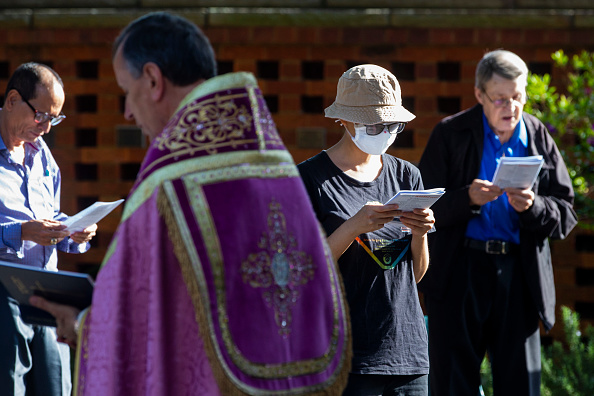 St「Sydney Churches Suspend And Amend Services Due To Coronavirus Restrictions」:写真・画像(16)[壁紙.com]