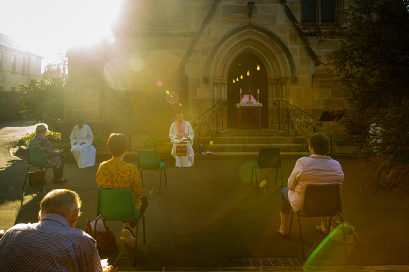 St「Sydney Churches Suspend And Amend Services Due To Coronavirus Restrictions」:写真・画像(18)[壁紙.com]