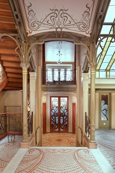 Art Nouveau「The Hotel Tassel」:写真・画像(13)[壁紙.com]