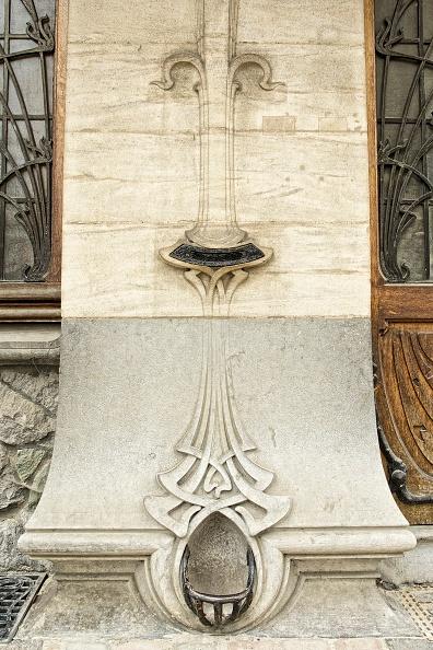 Art Nouveau「The Hotel Tassel」:写真・画像(10)[壁紙.com]