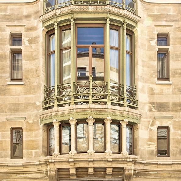 Art Nouveau「The Hotel Tassel」:写真・画像(3)[壁紙.com]