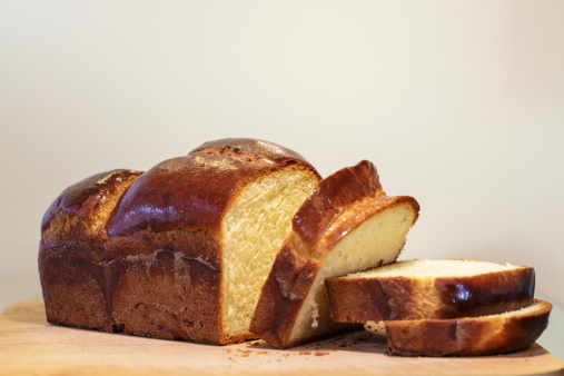 Loaf of Bread「A brioche loaf」:スマホ壁紙(4)
