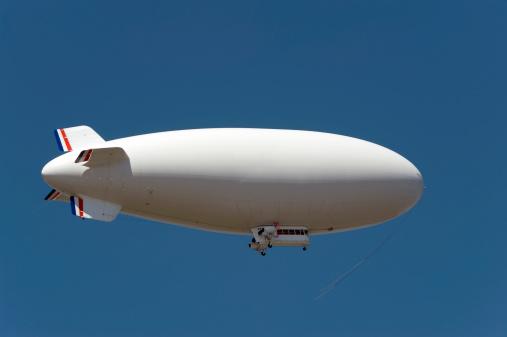 Airship「飛行船」:スマホ壁紙(5)