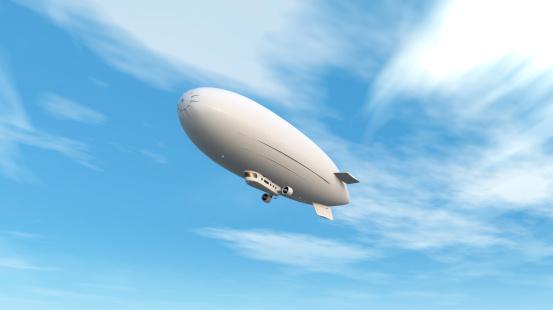 Airship「飛行船」:スマホ壁紙(0)