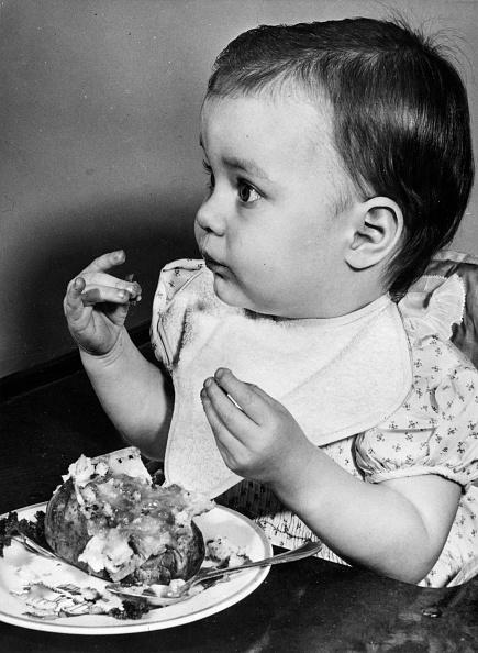 Baked Potato「Spud Baby」:写真・画像(1)[壁紙.com]