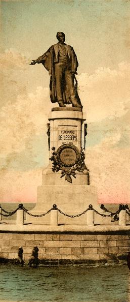 Travel Destinations「Port Said - Statue Of Ferdinand De Lesseps」:写真・画像(14)[壁紙.com]
