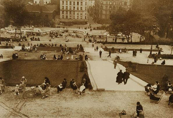 Rest Area「New Park Behind The Sacré Coeur」:写真・画像(8)[壁紙.com]
