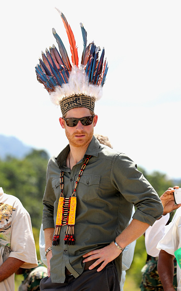 カメラ目線「Prince Harry Visits The Caribbean - Day 13」:写真・画像(9)[壁紙.com]