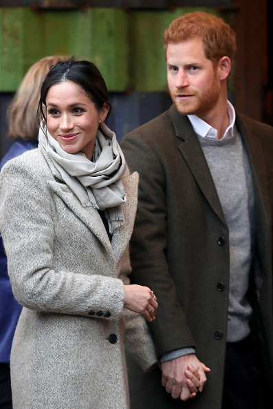 The Knife「Prince Harry and Meghan Markle Visit Reprezent」:写真・画像(14)[壁紙.com]