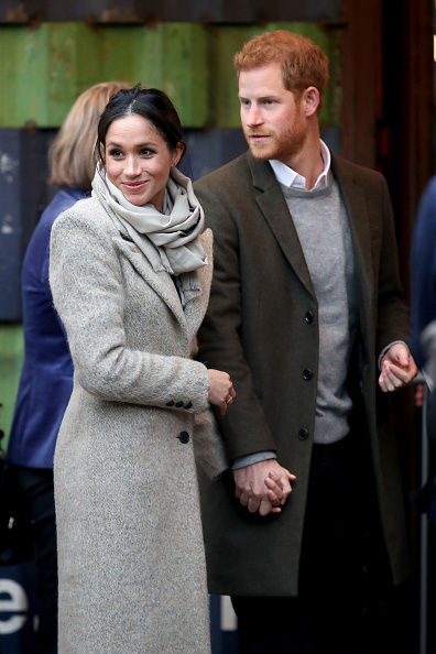The Knife「Prince Harry and Meghan Markle Visit Reprezent」:写真・画像(13)[壁紙.com]