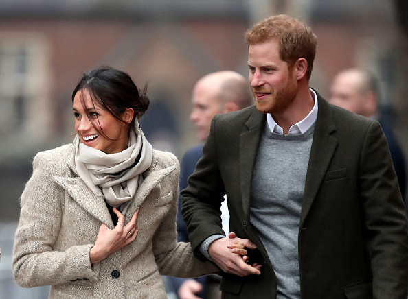 The Knife「Prince Harry and Meghan Markle Visit Reprezent」:写真・画像(8)[壁紙.com]