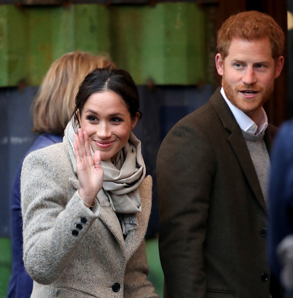 The Knife「Prince Harry and Meghan Markle Visit Reprezent」:写真・画像(12)[壁紙.com]