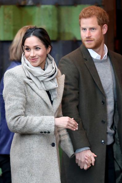 Visit「Prince Harry and Meghan Markle Visit Reprezent」:写真・画像(12)[壁紙.com]