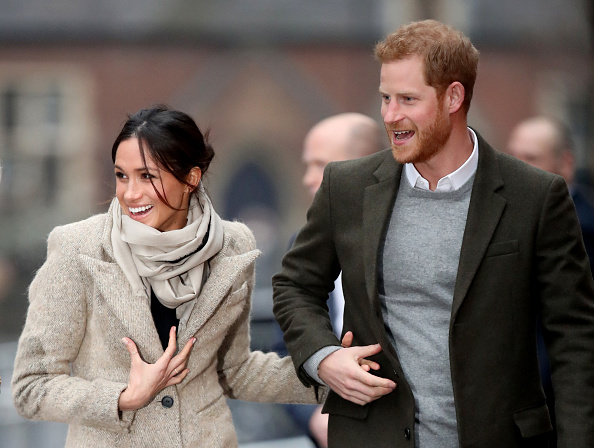 Prince Harry「Prince Harry and Meghan Markle Visit Reprezent」:写真・画像(8)[壁紙.com]