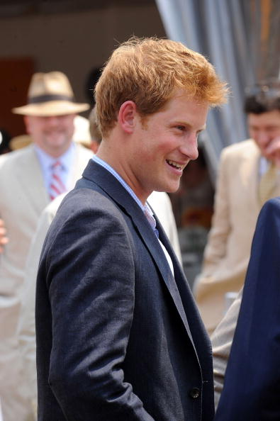 Stephen Lovekin「Prince Harry Competes In The 3rd Annual Veuve Clicquot Polo Classic」:写真・画像(13)[壁紙.com]