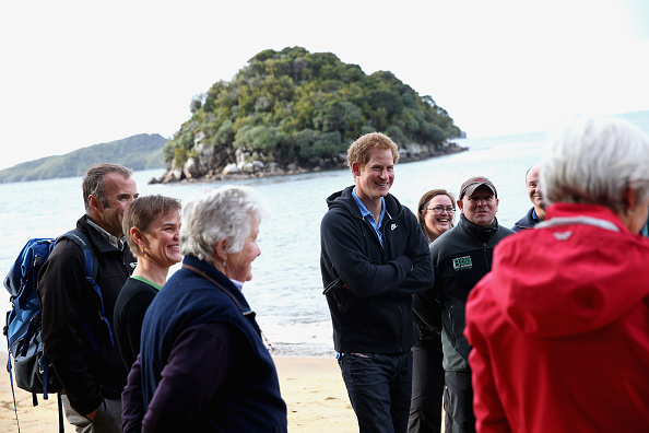 Animal Wildlife「Prince Harry Visits New Zealand - Day 2」:写真・画像(19)[壁紙.com]