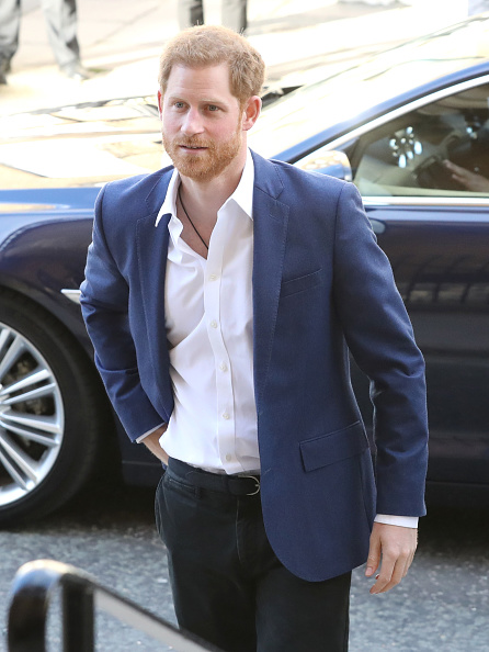 Prince - Royal Person「Prince Harry Opens Greenhouse Sports Centre」:写真・画像(15)[壁紙.com]