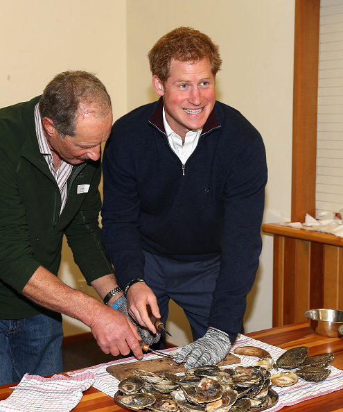 Mollusk「Prince Harry Visits New Zealand - Day 2」:写真・画像(4)[壁紙.com]
