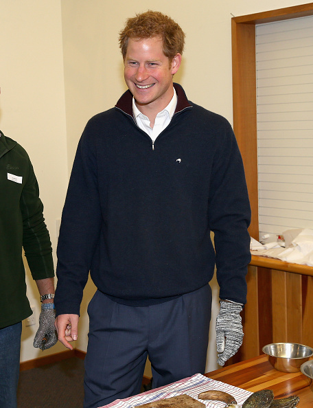 Mollusk「Prince Harry Visits New Zealand - Day 2」:写真・画像(7)[壁紙.com]