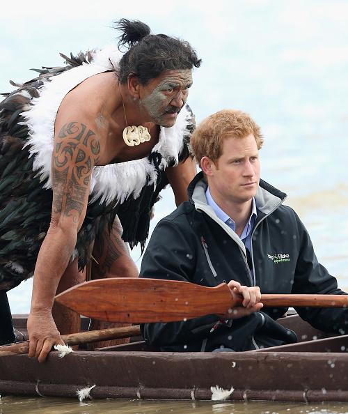 Wanganui - New Zealand「Prince Harry Visits New Zealand - Day 6」:写真・画像(19)[壁紙.com]