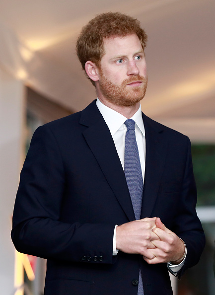 Prince Harry「Prince Harry Attends The Landmine Free World 2025 Reception On International Mine Awareness Day」:写真・画像(15)[壁紙.com]