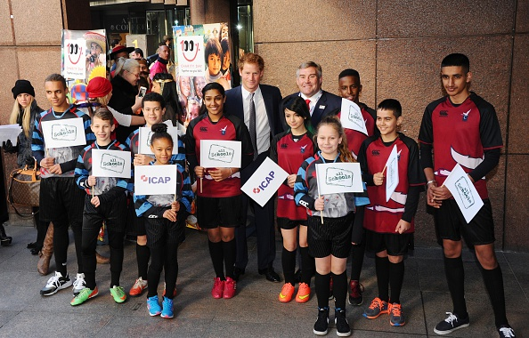 Stuart C「Prince Harry Attends The Annual ICAP Charity Day」:写真・画像(12)[壁紙.com]