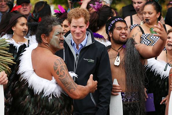 Wanganui - New Zealand「Prince Harry Visits New Zealand - Day 6」:写真・画像(18)[壁紙.com]