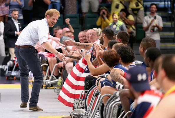 ESPN Wide World of Sports Complex「Invictus Games Orlando 2016 - Behind The Scenes」:写真・画像(5)[壁紙.com]