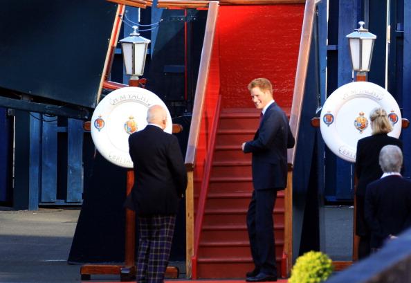 Passenger Craft「Zara Phillips And Mike Tindall Host Pre Wedding Party On Royal Yacht Britannia」:写真・画像(6)[壁紙.com]