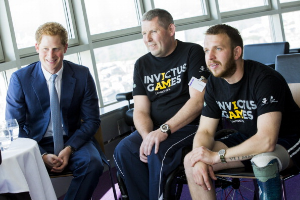 Andy Phillips「Launch Of Invictus Games Tickets Going On Sale And BT Sponsorship Announcement」:写真・画像(3)[壁紙.com]