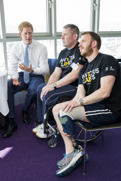 Andy Phillips「Launch Of Invictus Games Tickets Going On Sale And BT Sponsorship Announcement」:写真・画像(15)[壁紙.com]