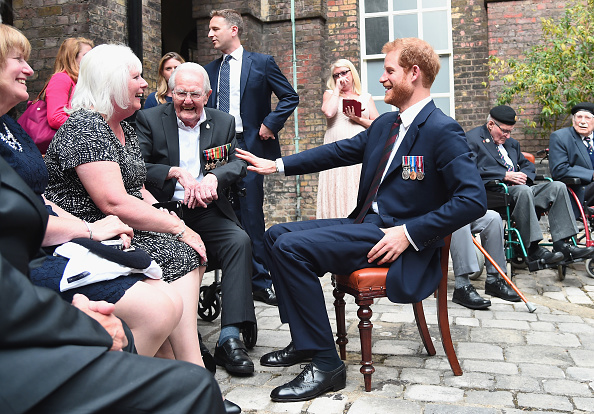 "Eamonn M「Prince Harry Hosts Reception For Veterans Ahead Of The ""Dunkirk"" World Premiere」:写真・画像(17)[壁紙.com]"