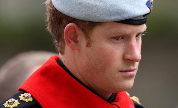 Westminster Abbey「The Duke Of Edinburgh & Prince Harry Visit The Field Of Remembrance」:写真・画像(3)[壁紙.com]