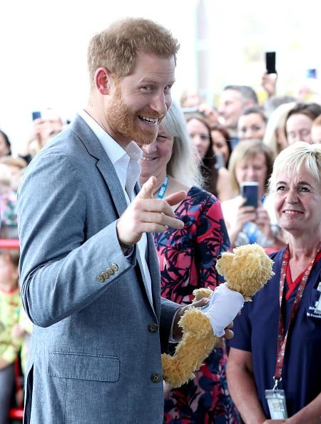 Chris Jackson「The Duke Of Sussex Visits Oxford」:写真・画像(6)[壁紙.com]