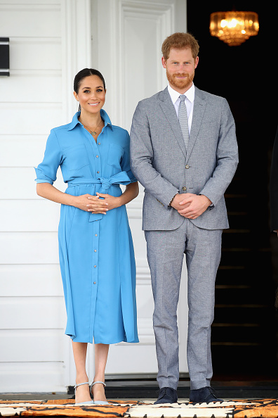 Day 2「The Duke And Duchess Of Sussex Visit Tonga - Day 2」:写真・画像(8)[壁紙.com]
