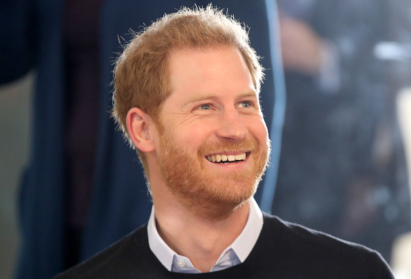 Smiling「The Duke Of Sussex Visit The 'Fit And Fed' Half-Term Initiative」:写真・画像(16)[壁紙.com]
