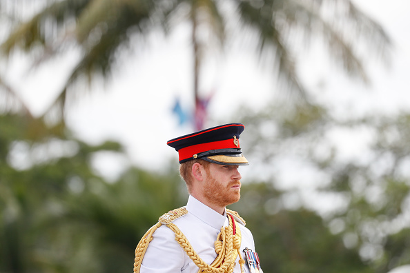 横位置「The Duke And Duchess Of Sussex Visit Fiji - Day 2」:写真・画像(1)[壁紙.com]