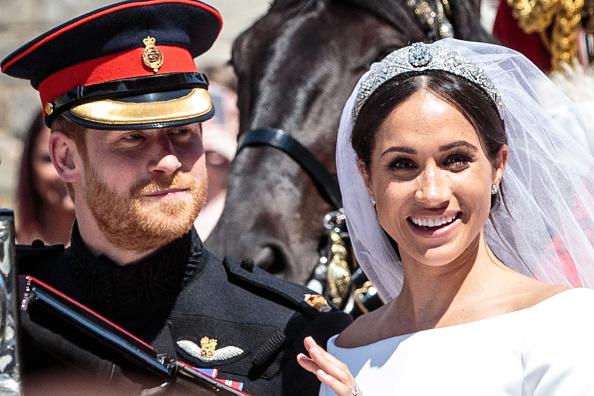Wedding「Prince Harry Marries Ms. Meghan Markle - Procession」:写真・画像(14)[壁紙.com]