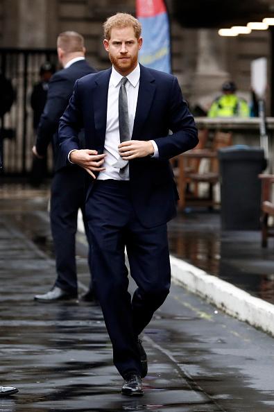 フォーマルウェア「The Duke Of Sussex Attends Veteran's Mental Health Conference」:写真・画像(9)[壁紙.com]