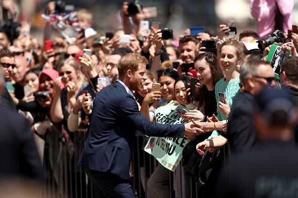 オーストラリア「The Duke And Duchess Of Sussex Visit Australia - Day 1」:写真・画像(3)[壁紙.com]