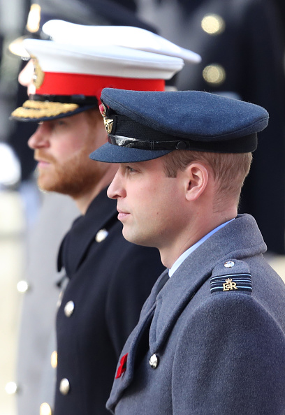 William S「Wreaths Are Laid At The Cenotaph On Remembrance Sunday」:写真・画像(3)[壁紙.com]