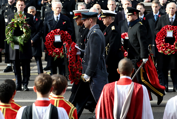 William S「Wreaths Are Laid At The Cenotaph On Remembrance Sunday」:写真・画像(19)[壁紙.com]
