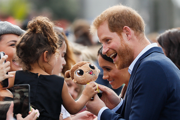 Child「The Duke And Duchess Of Sussex Visit New Zealand - Day 3」:写真・画像(17)[壁紙.com]