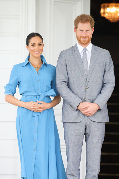 Sussex「The Duke And Duchess Of Sussex Visit Tonga - Day 2」:写真・画像(10)[壁紙.com]