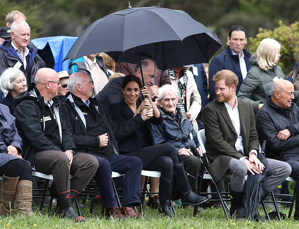 Queens Commonwealth Canopy「The Duke And Duchess Of Sussex Visit New Zealand - Day 3」:写真・画像(18)[壁紙.com]
